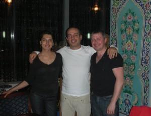 Виктория,Орасио Годой, Сергей Захаров